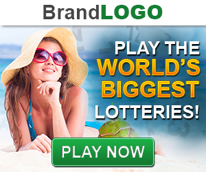 Lottery banner example